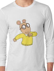 ARTHUR MEME Long Sleeve T-Shirt