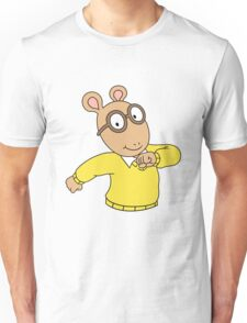 ARTHUR MEME Unisex T-Shirt