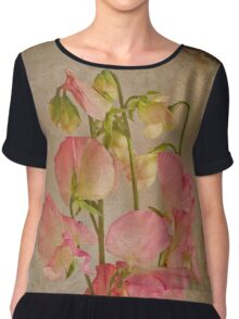 """Oh The Fragrance!"" Chiffon Top"