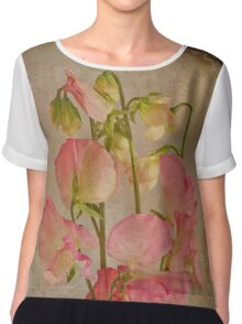 """""""Oh The Fragrance!"""" Chiffon Top"""