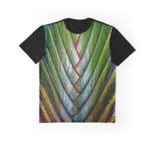 Costa Rican Green Graphic T-Shirt