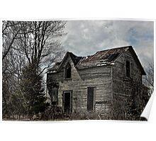 Eerie Abode Poster