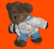 Take Me Along With You ~ Teddy Bear  Kids Clothes