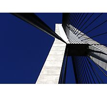 Anzac Bridge - Sydney  Photographic Print