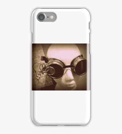 Steampunk Goggles 1.1 iPhone Case/Skin