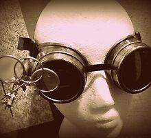 Steampunk Goggles 1.1 by PiscesAngel17