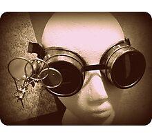 Steampunk Goggles 1.1 Photographic Print