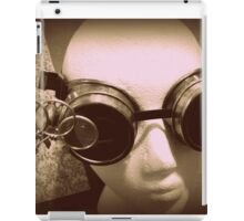 Steampunk Goggles 1.1 iPad Case/Skin