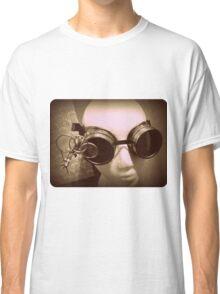 Steampunk Goggles 1.1 Classic T-Shirt