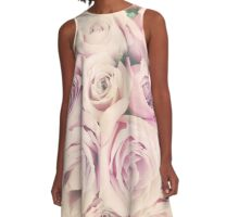 Rose Blush A-Line Dress