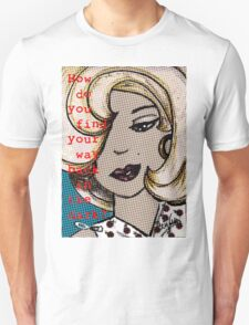 Roslyn 2004/ Marilyn T-Shirt
