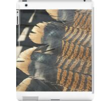 Eastern Turkey Tails iPad Case/Skin