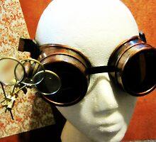 Steampunk Goggles 1.2 by PiscesAngel17