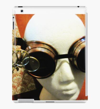 Steampunk Goggles 1.2 iPad Case/Skin