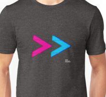 Scan line Logo Unisex T-Shirt