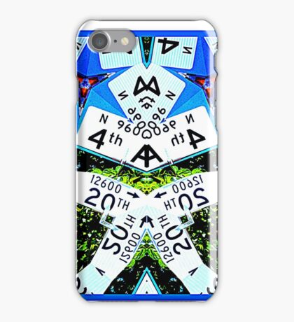 420 - Mirror iPhone Case/Skin