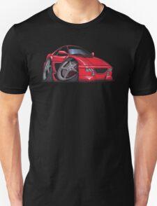 Ferrari F355 Caricature  Unisex T-Shirt