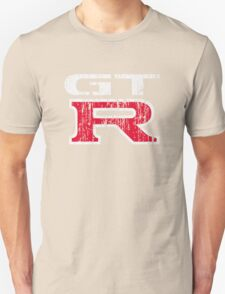 GT-R Grunge 2 Unisex T-Shirt