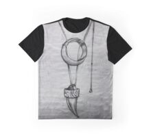 Necklace still life pencil drawing Graphic T-Shirt