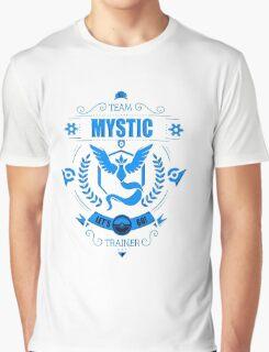 Team mystic trainer Graphic T-Shirt