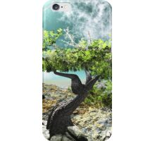 The last Tree iPhone Case/Skin