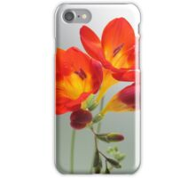 Fragrant Freesia.. iPhone Case/Skin