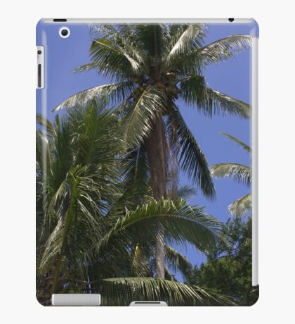 Rural Palms iPad Case/Skin