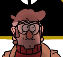 Gravity Falls: Watch your Back Sticker