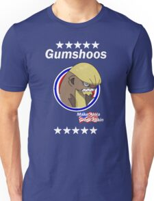 Gumshoos - Make Alola Great Again Unisex T-Shirt
