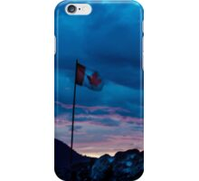 O Canada Sunset iPhone Case/Skin