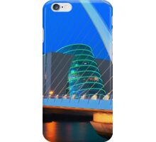 Dublin By Night iPhone Case/Skin