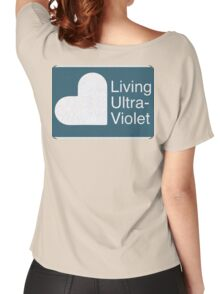 Living Ultra Violet inc Women's Relaxed Fit T-Shirt