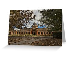Goulburn Courthouse Greeting Card
