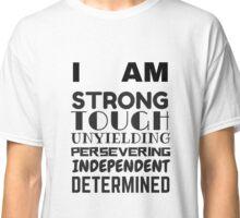 I Am Stupid Classic T-Shirt