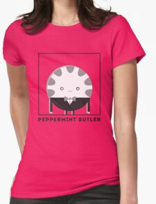 Peppermint Butler Womens Fitted T-Shirt
