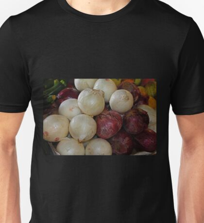 Onions I Unisex T-Shirt