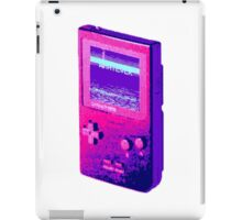 Game Boy - Aesthetic iPad Case/Skin