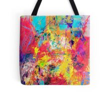 Jolly Chaos Tote Bag