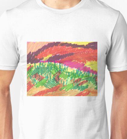 Desert Sunrise Unisex T-Shirt