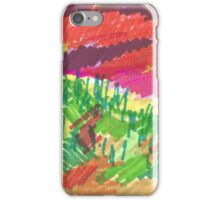 Desert Sunrise iPhone Case/Skin