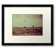 Wild Landscape near Heylipol Framed Print