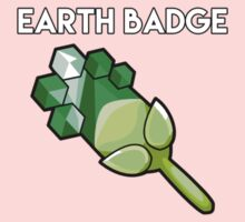 Earth Badge - Pokemon One Piece - Short Sleeve