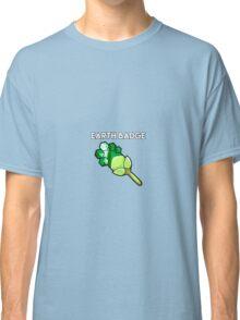 Earth Badge - Pokemon Classic T-Shirt