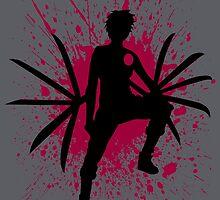 Naruto - Sasori (Splatter Ver.) by Ninjaza