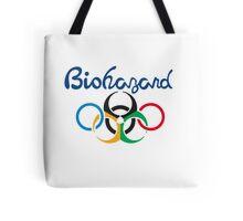 Rio Olympics - Biohazard 2016 Tote Bag