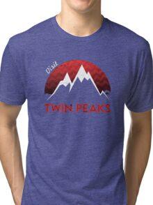 Twin Peaks Tri-blend T-Shirt