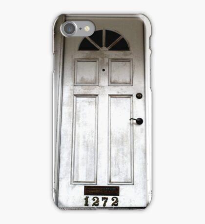 Three Doors iPhone Case/Skin