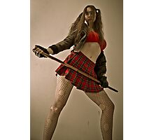 Sexualised Thuggery 3 Photographic Print