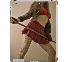Sexualised Thuggery 3 iPad Case/Skin