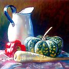 'Autumn Harvest ' by Lynda Robinson